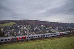 Moskva-Nice-Express - Eichgraben (DenesBerky) Tags: österreich ausztria austria niederösterreich eichgraben altbaustrecke weststrecke altewestbahn moskaunizzaexpress ržd pkpic