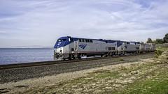 Here Comes the Zephyr (lennycarl08) Tags: amtrak zephyr californiazephyr herculesca trains railroad california