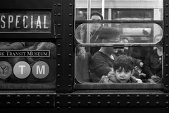 Special (Gisele Duprez) Tags: vintagetrain mta subway nyc streetphoto streetphotography leicam10 train