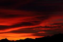 Sunset 12 20 17 #12 (Az Skies Photography) Tags: sun set sunset dusk twilight nightfall sky skyline skyscape cloud clouds december 20 2017 december202017 122017 12202017 red orange yellow gold golden salmon black rio rico arizona az riorico rioricoaz arizonasky arizonaskyline arizonaskyscape arizonasunset