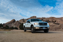 Vasquez Rocks-12 (Diving Pete) Tags: california fordf150 intobeyondphotography location pickup usa vasquezrocks vehicle