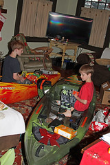 christmasx (babyfella2007) Tags: dagger kayak perception pescador christmas 2017 boat boats jason taylor michelle grant carson child santa clause pajamas arts crafts victorian mantle fireplace piece rocking chair morris radio antique paddle tree present winnsboro sc south carolina boys old young mom river