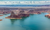 West USA - Lake Powell (Philippe Larosa) Tags: voyage travel trip usa lake powell canyon paysage water island reflects