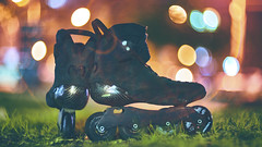 Adapts III (Vincent Monsonego) Tags: sony α αlpha alpha ilce7rm2 a7rii a7r2 helios 402 russian lens bokeh skates roller inline flare lensflare city night out adapt brand adaptbrand