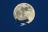 "MOONLIGHT MILE 22 ""STAR WARS ANA JET"" (bbw1150) Tags: rjtt moon starwars ana"