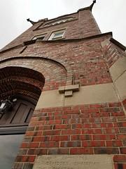 M First Presbyterian Church, 214 S. Charter, Monticello, IL 20171010_1 (RLWisegarver) Tags: piatt county history monticello illinois usa il
