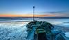 Rock Pool (nicklucas2) Tags: seascape beach needles isleofwight sea seaside solent wave avonbeach sunrise