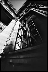 Royal Window (Thomas Listl) Tags: thomaslistl blackandwhite noiretblanc biancoenegro window architecture würzburg residenz 14mm wideangle ultrawideangle highcontrast lines