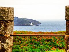 View from Pendennis Castle, Falmouth, Cornwall (photphobia) Tags: falmouthharbour falmouth harbour cornwall town uk oldtown oldwivestale outdoor outside building buildings buildingarebeautiful architecture castle castillo pendenniscastle fortress fort henryviii charlesii