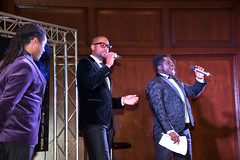 DSC_7018 Black British Entertainment Awards BBE Dec 2017 at Porchester Hall London with Jean Gasho Co Founder of BBE Rodney Earl Clarke Host and Brilliant Baritone Singer with Vocalist Kofi Nino Ghanaian Opera Singer (photographer695) Tags: black british entertainment awards bbe dec 2017 porchester hall london with jean gasho co founder rodney earl clarke host brilliant baritone singer vocalist kofi nino ghanaian opera