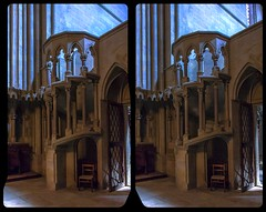 Naumburger Dom 3-D / Stereoscopy / CrossEye / HDR / Raw (Stereotron) Tags: sachsenanhalt saxonyanhalt naumburg dom cathedral church sakral kirche quietearth europe germany crosseye crosseyed crossview xview cross eye pair freeview sidebyside sbs kreuzblick 3d 3dphoto 3dstereo 3rddimension spatial stereo stereo3d stereophoto stereophotography stereoscopic stereoscopy stereotron threedimensional stereoview stereophotomaker stereophotograph 3dpicture 3dglasses 3dimage canon eos 550d chacha singlelens kitlens 1855mm tonemapping hdr hdri raw