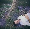 Jacaranda (Chris Gray Photomedia) Tags: flowers colour people portrait portraiture nature outdoors tree jacaranda purple selfportrait self canon fineart