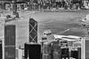 Victoria harbour (**capture the essential**) Tags: 2017 birdsview central cityscape hongkong kowloon panoshot panorama panoramaview panoramablick peak sonya7m2 sonya7mii sonya7mark2 sonyfe70200mmf28gmoss sonyilce7m2 thepeak vogelperspektive vonoben