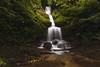 幼坑瀑布 (鹽味九K) Tags: 幼坑瀑布 平溪線 waterfall 戶外 台灣 taiwan tw canon 神秘 mysterious outdoor 旅行 travel traveler forest 九層瀑布