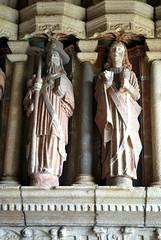 Eglise Saint-germain-L'Auxerrois de Pleyben (29) (odile.cognard.guinot) Tags: finistère bretagne pleyben église saintgermainlauxerrois saintjacqueslemajeur saintjean 16esiècle portailsud