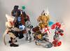 ...and a Happy New Year! (0nuku) Tags: bionicle lego christmas presents toa darkhunter glatorian matoran rahkshi kopen freya hoto onuku irohka arrowhead