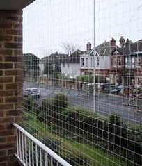pigeon net installation (birdnetting1) Tags: bird netting pigeon net nets for balconies how get rid pigeons balcony installation price