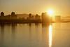 Sunrise Sun Diego (shinnygogo) Tags: am builds california cityscape december goodmorning hot morning sandiego sun sunrise waterfront winter hotel harborisland destination landscape downtownsandiego