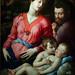 BRONZINO Agnolo,1538-40 - La Sainte Famille, Madona Panciatichi (Florence) - 0-