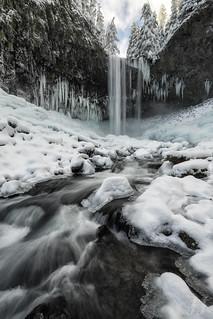 Tamanawas Falls (Explore)