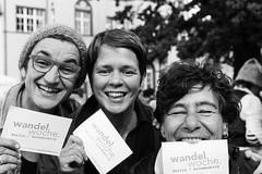 """Die Wandelwoche auf dem 5. Markt der regionalen Möglichkeiten in Kyritz • <a style=""""font-size:0.8em;"""" href=""""http://www.flickr.com/photos/130033842@N04/25578273908/"""" target=""""_blank"""">View on Flickr</a>"""