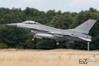 E-602 Royal Danish Air Force Lockheed Martin F-16A Fighting Falcon