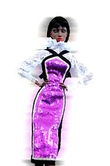 Bright is right (FBJDcollector) Tags: sybarite doll dolls fashiondolls couture mydolls mixandmatch glamour 16 vinyl