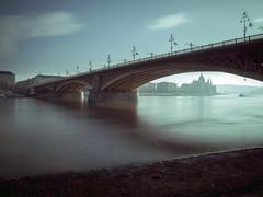 Margaret bridge (Dreamaxjoe) Tags: diy nd filter duna budapest hosszuzarido longexposure