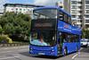 Golden Tours 122 - BU14 EHS (Solenteer) Tags: goldentours 122 bu14ehs volvo b9tl mcv parklane london