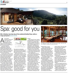 Karkloof Spa 8 July