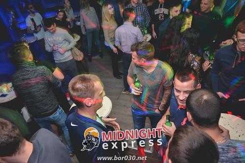 Midnight express (06.01.2018)