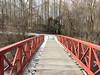 Columbia MD ~ Centennial Lake trail (karma (Karen)) Tags: columbia maryland howardco parks centenniallakepark bridges fences benches hbm cmwd