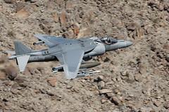"AV-8B+ DD-83 'Dust Devils"" (live2aviate) Tags: harrierav8b dd83 vx31 dustdevils 200400mmf4gvr nikond500 usmc california mojavedesert deathvalley"