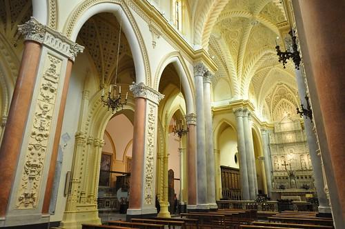 Erice, Chiesa Madre im Chiaramontestil (1312)