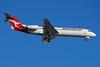 VH-NHM Qantas Link Fokker 100 (johnedmond) Tags: perth ypph westernaustralia australia fokker f100 fkk sky plane aircraft aviation aeroplane airplane airliner qantas sel55210 55210mm ilce3500 sony