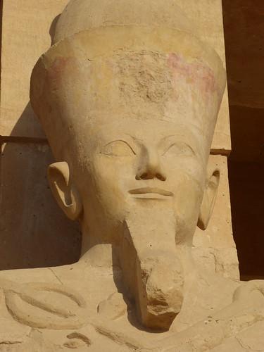 Hatshepsut, Deir el Bahri