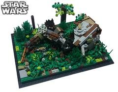 The legacy of the Empire (gruja2) Tags: star wars sw tlj tfa moc lego jedi rebels darth vader