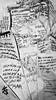 Dejando atrás lo viejo (Leaving the old behind) (LL Poems) Tags: mono spain europe abstract blanco negro monocromático diagonal abstracto profundidad textura sky high key clave alta tejuelo fondo aire libre poems llpoems españa
