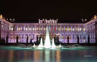 Monza, Villa Reale.