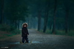 jumping in the puddles (NawiPhotography) Tags: child chc children childrenphotography childrens cute colors candid colour cutekid childhood peoples portrait photo photography playing boy nikon