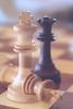 For MacroMondays-DoubleExposure. (In Explore 08.01.18) (amjs63) Tags: ajedrez exposiciónmúltiple fichas macromondays closeup doubleexposure 50mm rey reina mate