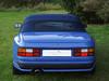 Porsche 944 - Einteiliges Akustik-Luxus-Verdeck mit beheizbarer Glasscheibe von Porsche Boxster mit Umbau-Kit