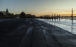 Bosham Quay Sunrise