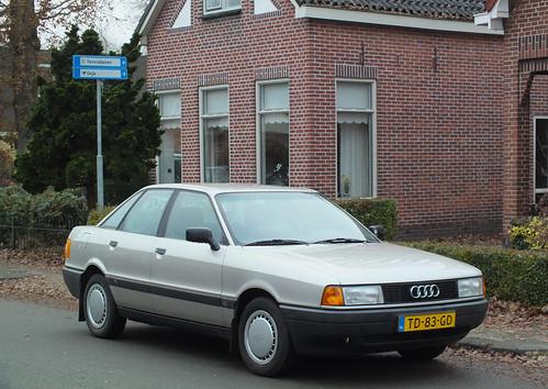 1988 Audi 80 1.8