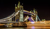 Tower Bridge Opening (huzFlicks) Tags: towerbridge thames sigma nikon nikond7100 night nightphotography london longexposure londonnight bridge bridgeopening riverthames river