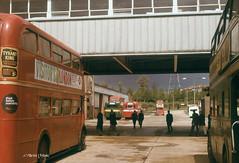Lunch time - Aldenham  C02 037sm (Preselector) Tags: aldenham londontransport rt mb merlin