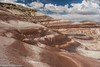 The Banded Hills (Ralph Earlandson) Tags: clouds southbentonitehills utah capitolreef