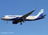 F-WWIR A320 NEO Indigo (@Eurospot) Tags: fwwir airbus a320 a320neo indigo toulouse blagnac vtivf