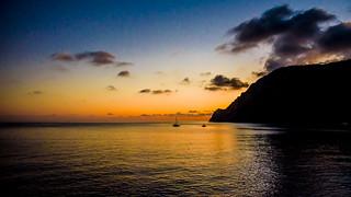 Nocturna, Riomagliore, Cinque Terre