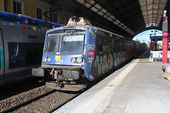 321 (matty10120) Tags: south france marseille class railway train transprot avignon central gare du